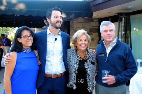 Wings of Hope for Pancreatic Cancer Research awards groundbreaking grants at CU Cancer Center