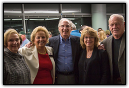 Judy Kleiner, Maureen Shul, Rick Kleiner, Connie and Joe Via
