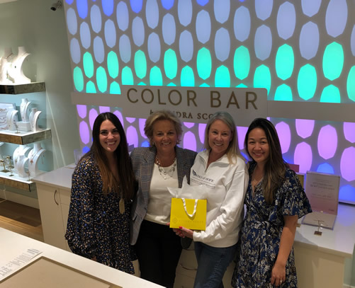 KENDRA SCOTT BENEFIT FOR WINGS OF HOPE