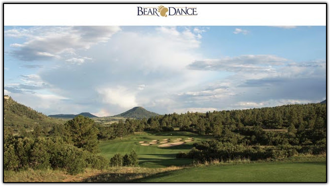Golf Club at Bear Dance