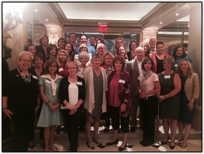 Leaders from 21 pancreatic cancer organizations meet in New York City
