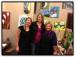 2015 sip and paint night for wings of hope for pancreatic cancer research img 8