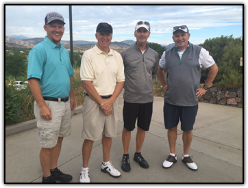 Shane Lee Memorial Golf Tournament 2017